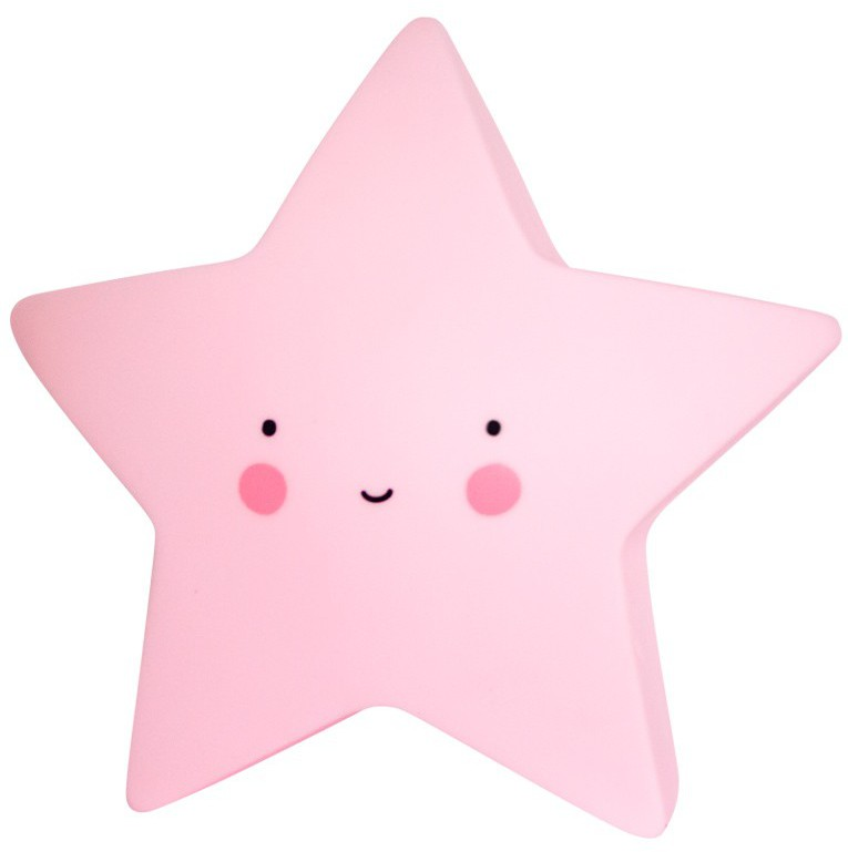 a little lovely company star light pink
