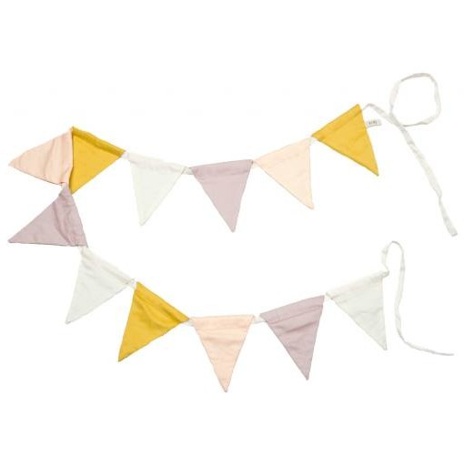 Fabelab soft garland twilight