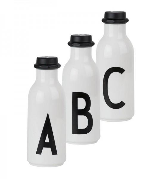 Design-Letters-Flasche-05-Liter-Alphabet-Buchstabe-A-Z