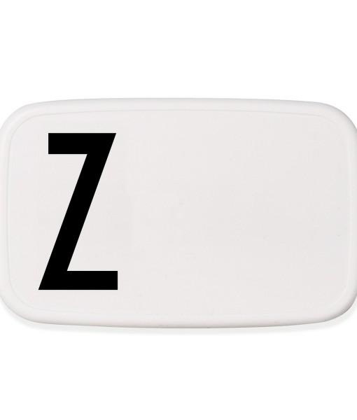 buchstaben lunchbox a z design letters puenktchen. Black Bedroom Furniture Sets. Home Design Ideas