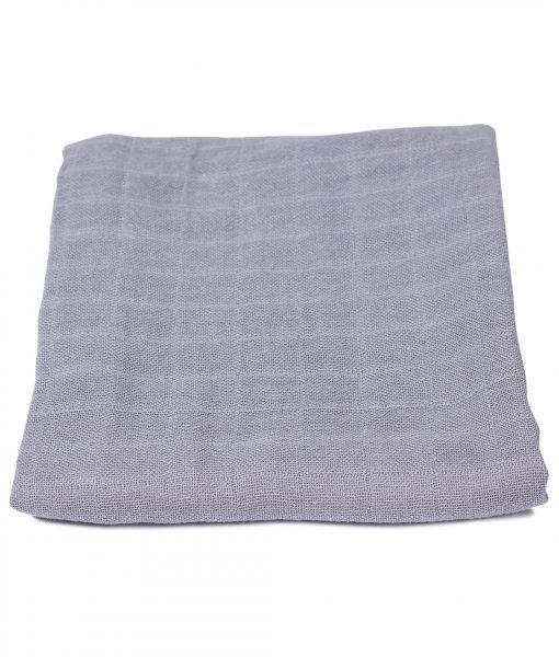 Filibabba Spucktuch medium grey