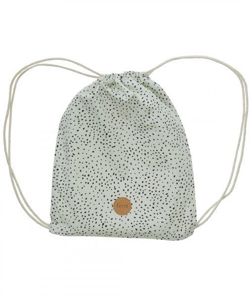 Ferm living Mint Dot Gym Bag