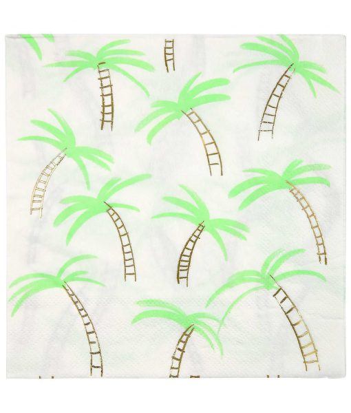 meri meri servietten palme